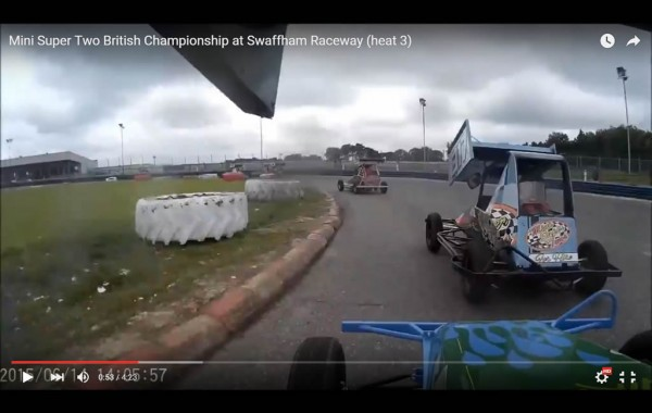 British Championship heat race 3 2015