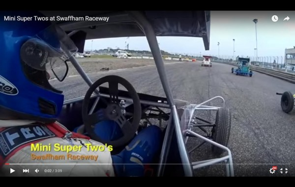 Onboard a Mini Super Two