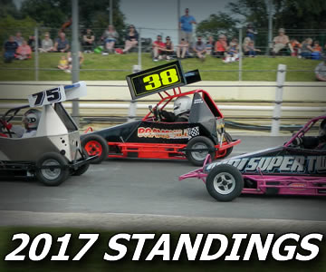 2017 Championship standings link