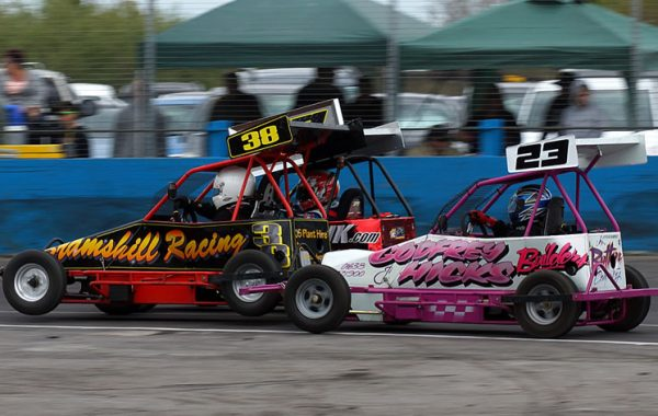 Aldershot Raceway 16th April