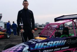 Track talk with #81 Paul Cook