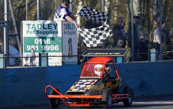 #38 Daniel Boys wins at Aldershot